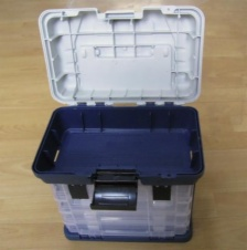 Rack Loader Tackle Box similar as Plano 4