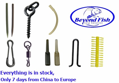 Carp Terminal End Tackles,Carp Swivels,Lead Clips,Line Alingers