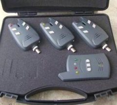 Remote Alarms for Carp Fishing