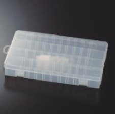 Multi-compartment Plastic Tackle Box