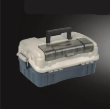 Flipsider 2-Tray Box, similar as Plano 7603